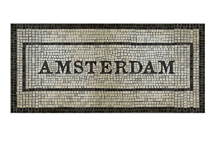 tapis amsterdam mosa que limited edition adn distribution. Black Bedroom Furniture Sets. Home Design Ideas